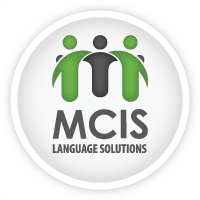 logo of MCIS Language Solutions