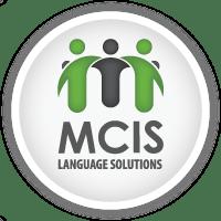 logo of MCIS Language Solutions